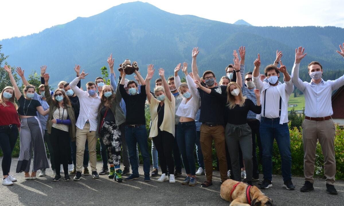 Teamevent: Sommerwochenende 2020