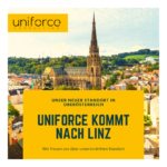 3. uniforce Standort in Linz