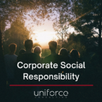 Corporate Social Responsibility bei uniforce
