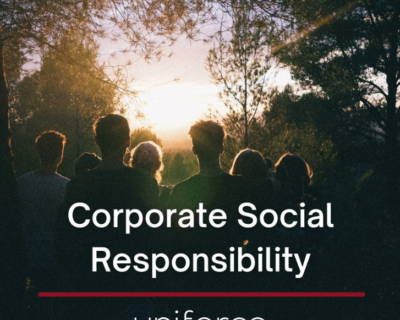 Corporate Social Responsibility bei uniforce