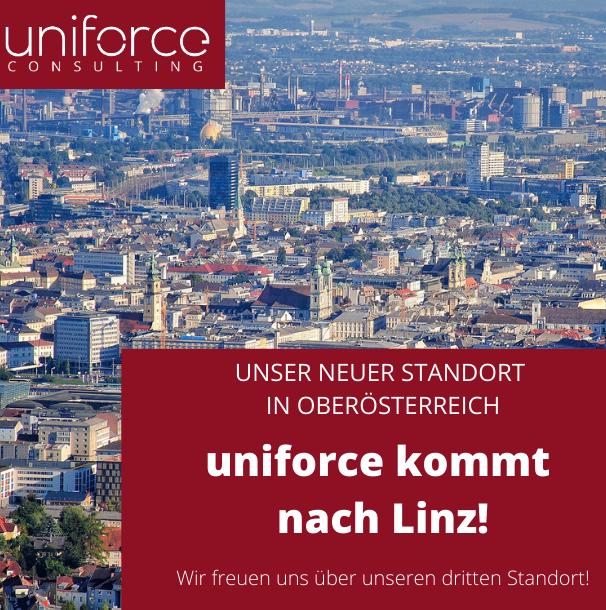 3. uniforce Standort in Linz