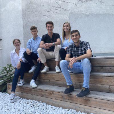 Das neue Team Startup!